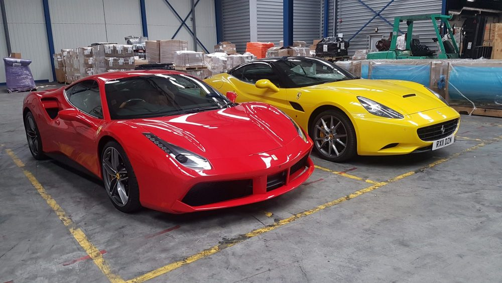 Worldwide Car Shipping To And From The UK Car Shipping Made Simple - Simple sports car